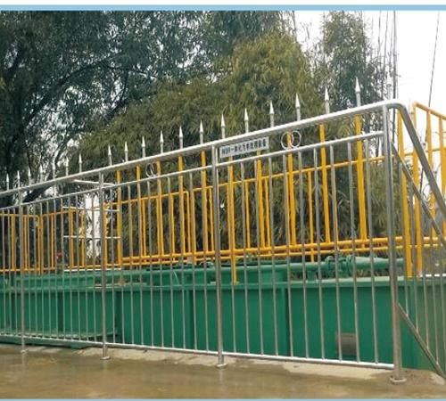 智能型污水处理系统:HWST-MBR一体化设备