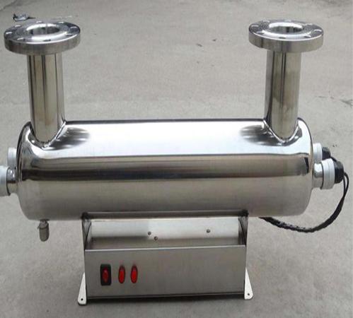 管式紫外消毒器