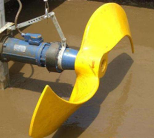 潜水搅拌机(推流器)