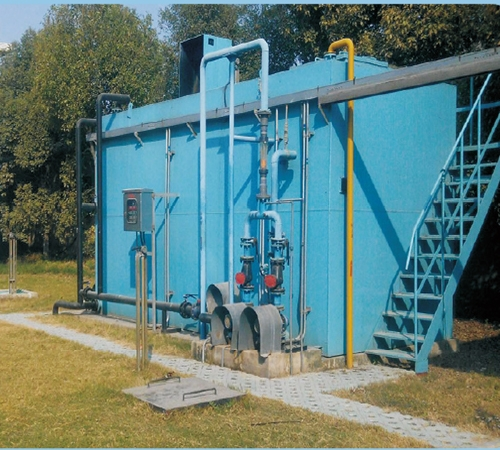 智能型污水处理系统工艺