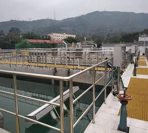 都江堰5座污水处理厂项目——四川废水处理