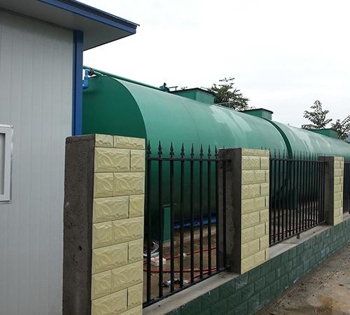 内江东兴人民医院项目——四川医疗废水处理