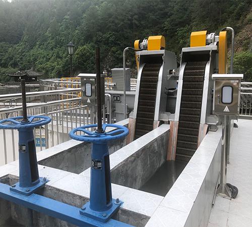天全县闵川项目——四川化工废水处理